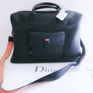 Dior Homme duffle bag from Spring/Summer 2016